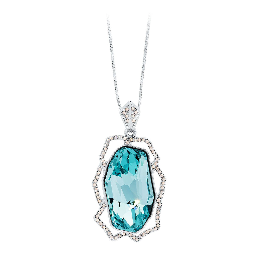 Aquamarine Necklace / Pendant