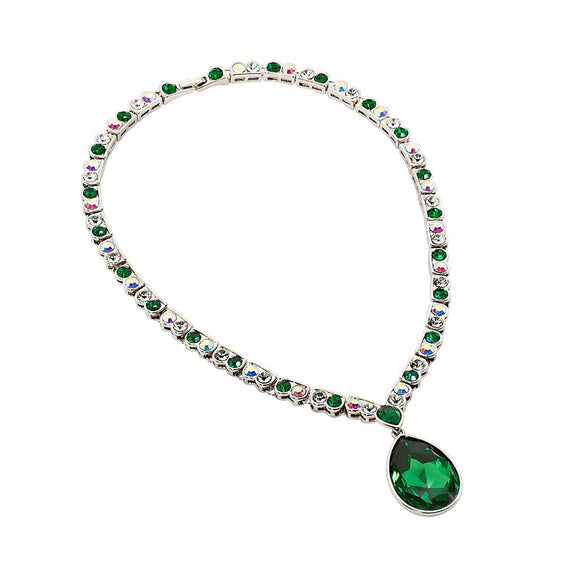 Lady Jade Necklace / Pendant