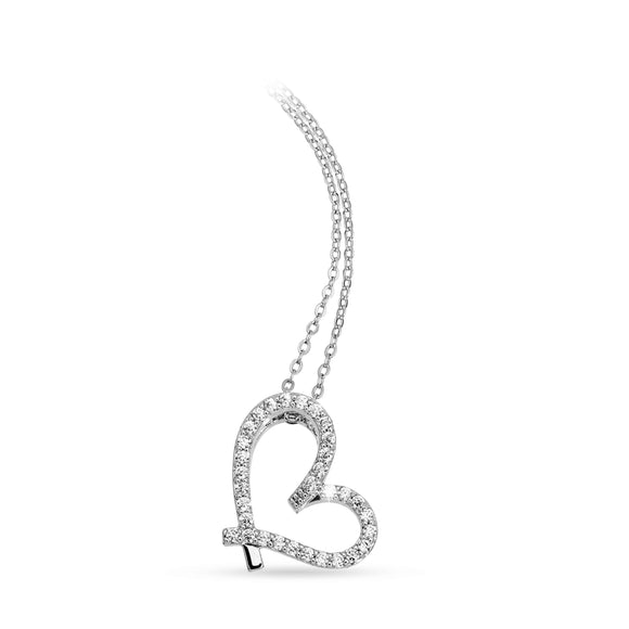 Forever Heart Necklace / Pendant