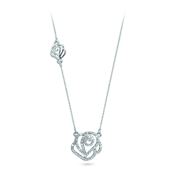 Rosy Necklace / Pendant