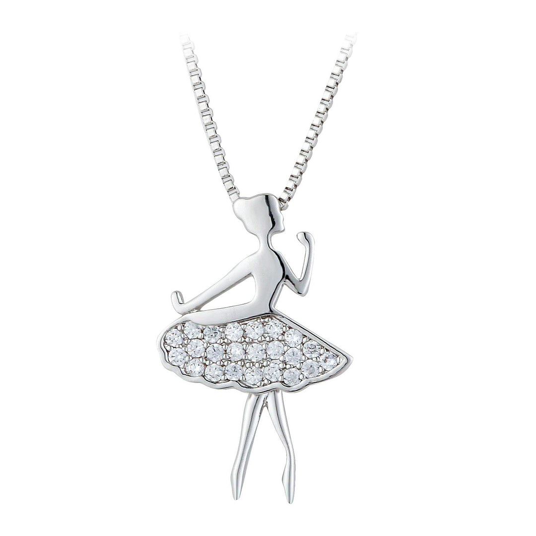 Ballet Necklace / Pendant
