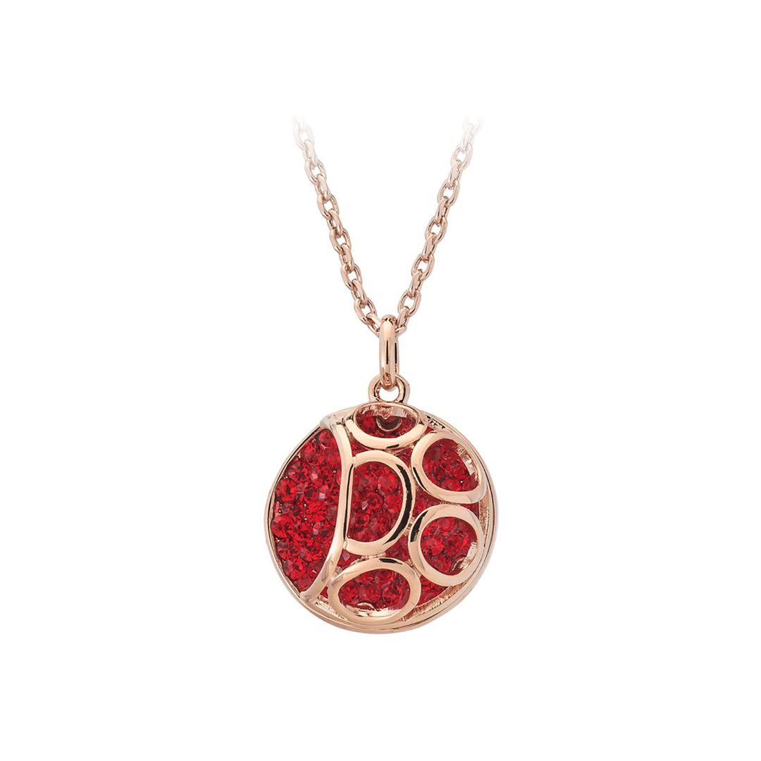 Red Necklace / Pendant