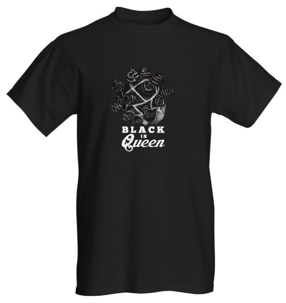 Black is Queen _T-Shirt (black)