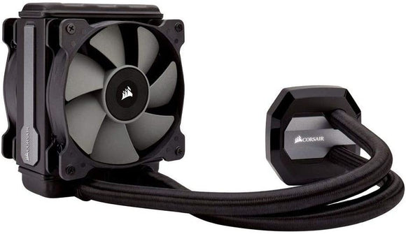 Corsair Hydro H80i v2 Extreme Performance Liquid CPU Cooler, Black