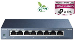TL-SG108 8 Port Gigabit Switch