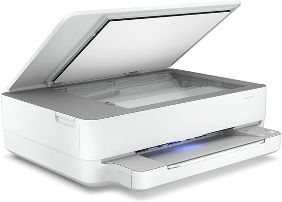 HP ENVY 6055 Wireless AIO Printer: Print, Scan & Copy (Phone/Tablet Ready)
