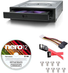 LG Internal 24x Super Multi DVD Rewriter with M-DISC Support