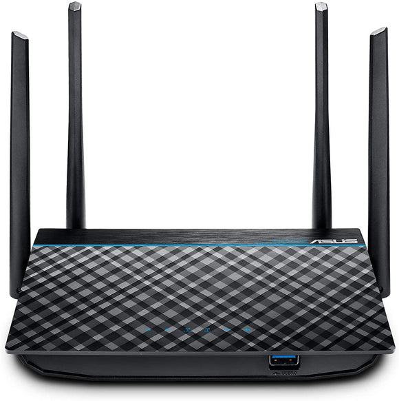 ASUS RT-ACRH13 AC1300 Dual-Band 2x2 WiFi Router