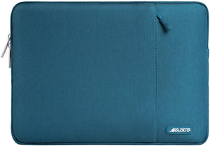 "Laptop Sleeve Bag for 13-13.3"" MacBook Pro and Others Models (Teal)"