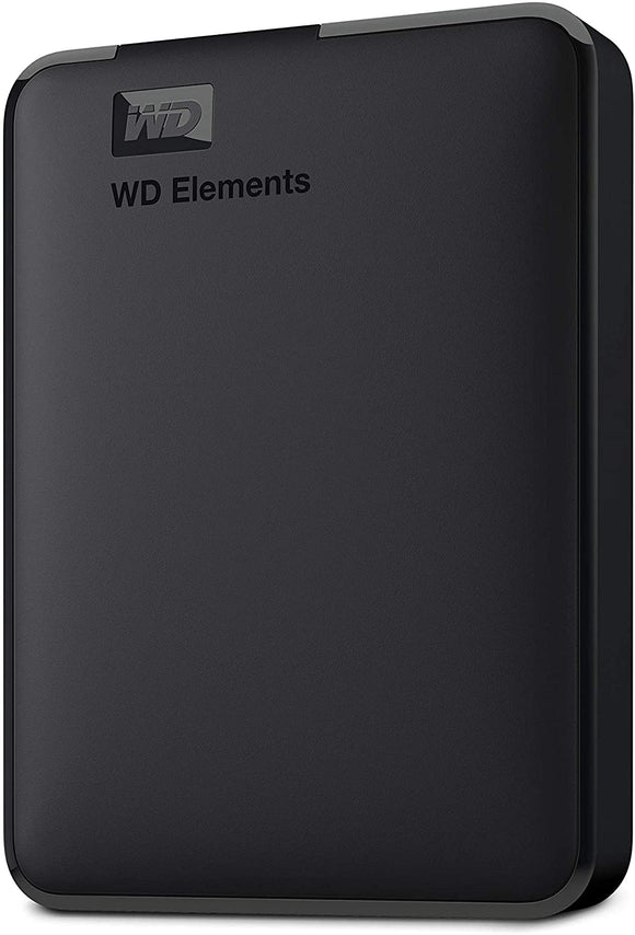 WD Elements 4TB External USB Hard Drive