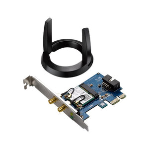 Dual-band AC1200 PCI-E WLAN Network Adapter w/Bluetooth
