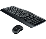 Logitech MK320 Wireless Desktop Keyboard and Mouse Combo