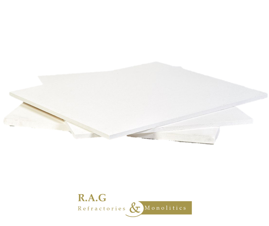 Silicate Board RAG® / 25mm/ 1000ºC (Pack 5 uds)