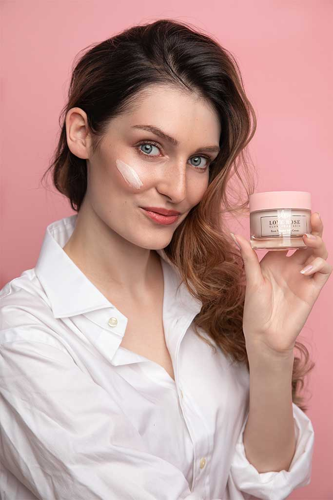 Rose Wonder Silk Cream