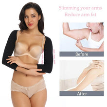 Load image into Gallery viewer, Women Posture Corrector Arm Shaper Back Shoulder Corrector Shaper Humpback Arm Control Body Shaper Slimming Underwear - My Little Decors.com