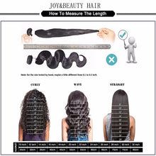 "Load image into Gallery viewer, JOY&BEAUTY 26"" Synthetic Women Claw on Ponytail Clip in Hair Extensions Straight Style Pony Tail Hairpiece Ombre Brown Blonde - My Little Decors.com"