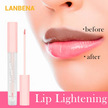 Load image into Gallery viewer, LANBENA Lip Serum Lip Plumper Lightening Liquid Lip Gloss Reduce Pigmentation Moisturizing Pink Lips Long Lasting Smooth Beauty - My Little Decors.com