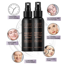 Load image into Gallery viewer, Foundation Makeup Fixer Setting Spray Moisturizing Long Lasting Finish Face Make Up Mist Matte Base Retainer Korean Cosmetics - My Little Decors.com