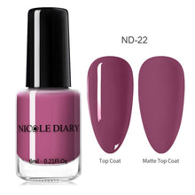 Load image into Gallery viewer, Matte Effect Nail Polish - My Little Decors.com