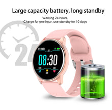 Load image into Gallery viewer, Women Smart Watch Real-time Weather Forecast Activity Tracker Heart Rate Monitor Sports Ladies Smart Watch Men For Android IOS - My Little Decors.com