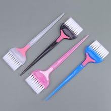 Load image into Gallery viewer, 1PC Professional PP Handle Natural Hair Brushes Resin Fluffy Comb Barber Hair Dye Hair Brush Fashion Hairstyle Design Tool - My Little Decors.com
