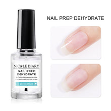 Load image into Gallery viewer, Nail Prep Dehydrator Acid Free Fit Nail-Primer for Acrylic Nails Bonder Bond 15ml Manicure Tool Care Coat Gel varnish - My Little Decors.com
