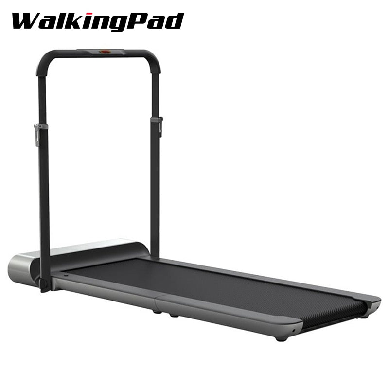 Pro WalkingPad R1 Treadmill 2 In 1 Smart Folding Walking and Running Machine Fitness Exercise with Handrail - My Little Decors.com