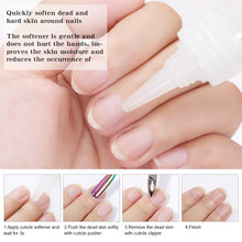 Load image into Gallery viewer, BORN PRETTY 60ml Cuticle Softener Liquid No Harm Healthy Dead Skin Remover Nail Dead Cuticle Removal Softening Nail Art Tool - My Little Decors.com