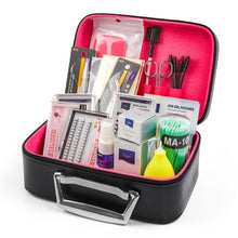 Load image into Gallery viewer, 22pcs/set Eyelashes Extension Practice Exercise Kit Eye's Makeup Set Grafting Eyelash Tools Kit Practice Eye Lashes Graft box - My Little Decors.com