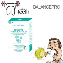 Load image into Gallery viewer, Mouth Probiotic Chewable Tablet Improve Oral Disease Bad Breath Oral Hygiene Throat Discomfort Supporting Respiratory System - My Little Decors.com