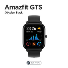 Load image into Gallery viewer, Global Version Amazfit GTS Smart Watch 5ATM Waterproof Swimming Smartwatch 14 Days Battery Music Control for Android - My Little Decors.com