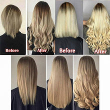 Load image into Gallery viewer, Lelinta Natural Wavy Hair Extensions - My Little Decors.com