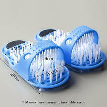 Load image into Gallery viewer, Shower Foot Scrubber Massager Cleaner Spa Exfoliating Washer Wash Slipper Tools Bathroom Bath Foot Brushes Remove Dead Skin 1PC - My Little Decors.com