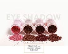 Load image into Gallery viewer, FOCALLURE Glitter Eye Shadow 18 Colors Cosmetic Makeup Diamond Lips Loose Makeup Eyes Pigment Powder Comestic Single Eye Shadow - My Little Decors.com