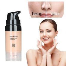 Load image into Gallery viewer, Waterproof Breathable Liquid Foundation Lasting Invisible Acne Pores Base Makeup Brighten Moisturizing Skin Face Cosmetic TSLM1 - My Little Decors.com