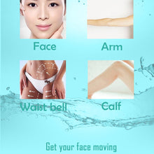 Load image into Gallery viewer, 3D Roller Massager 360 Rotate Silver Thin Face Full Body Shape Massager Lifting Wrinkle Remover Facial Massage Relaxation Tool - My Little Decors.com