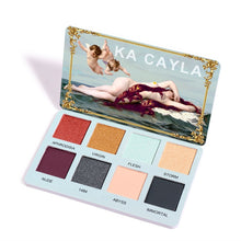 Load image into Gallery viewer, 8 Colors Matte Eye Shadow Palette Makeup Eyeshadows Kit Shiny Pigment Waterproof Metallic Diamond Pigment Make Up Cosmetic TSLM6 - My Little Decors.com