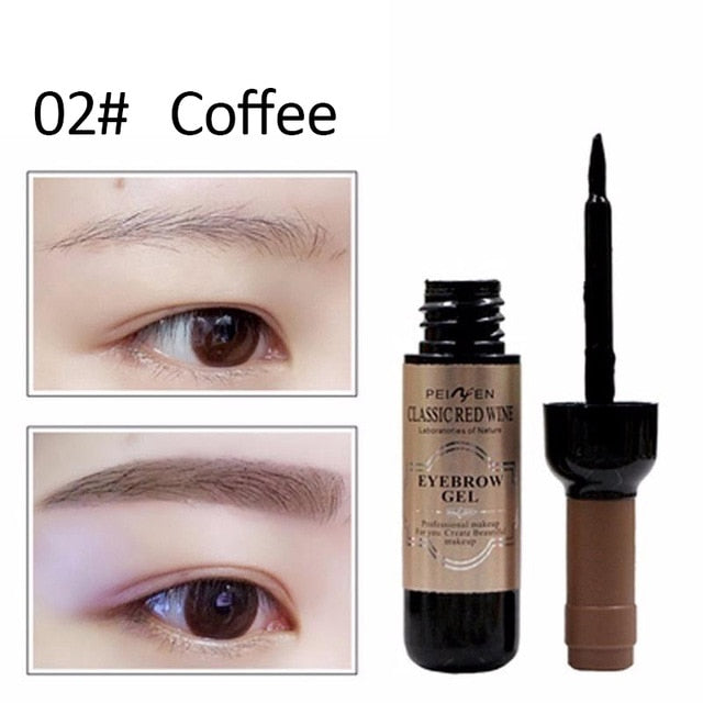 Wax Long Lasting Tint Shade Make Up Eyebrow Dye Gel Waterproof Sweatproof Makeup Shadow For Eye Brow Paint Pomade Cosmetic TSLM2 - My Little Decors.com