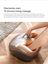 Load image into Gallery viewer, MARESE Electric Foot Massager Machine With Deep Vibration Massage Heated Rolling Kneading Air Compression Fits For Euro Size 48 - My Little Decors.com
