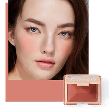 Load image into Gallery viewer, Blush Cosmetics Face Mineral Pigment Blusher Mist Matte Cheek Blusher Powder Palettes Long Lasting Natural Makeup Rouge TSLM3 - My Little Decors.com