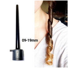 Load image into Gallery viewer, 5-in-1 Curling Iron Wand Hair Curling Iron Crimp Corrugation for Hair Styling Tools 9-32mm Hair Crimper Professional Hair Curler - My Little Decors.com