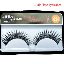 Load image into Gallery viewer, 10Pair 15Styles Natural Flase Eyelashes Mink Hair Thick Eye Lashes Handmade 3D Crisscross Eyelashes Women Eye Makeup Tools - My Little Decors.com