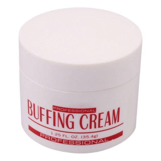 Care buff cream manicure products of the new Pink Professional Nail Art - My Little Decors.com