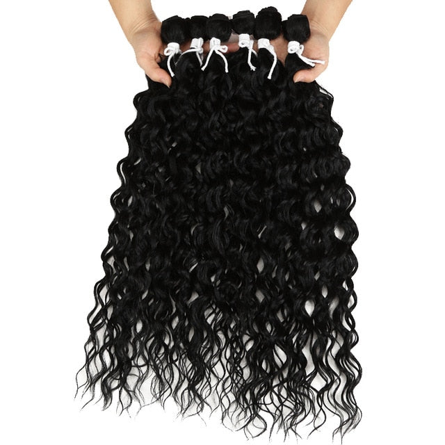 Afro Kinky Curly Hair Extension - My Little Decors.com