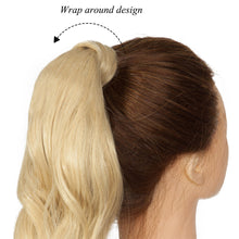 Load image into Gallery viewer, s-noilite long clip in ponytail curly ponytail hair extension natural hair synthetic fake ponytail hair hairpiece for women - My Little Decors.com
