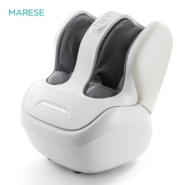 MARESE Electric Calf and Foot Massage Machine Vibration Shiatsu Air Compression Heat Rolling Kneading Leg Beauty Massager K16 - My Little Decors.com