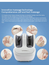 Load image into Gallery viewer, MARESE Electric Calf and Foot Massage Machine Vibration Shiatsu Air Compression Heat Rolling Kneading Leg Beauty Massager K16 - My Little Decors.com