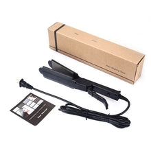 Load image into Gallery viewer, Hair Straightener Steam Flat Iron Four Gear Hair Straightening Iron Ceramic Tourmaline Ionic Curling Hair Styling Tools For Wome - My Little Decors.com