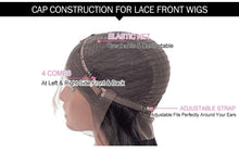 Load image into Gallery viewer, Straight 13X6 HD Transparent Lace Front Wigs For Women ISEE HAIR Lace Closure Wig Long Lace Frontal Wig Straight Human Hair Wigs - My Little Decors.com
