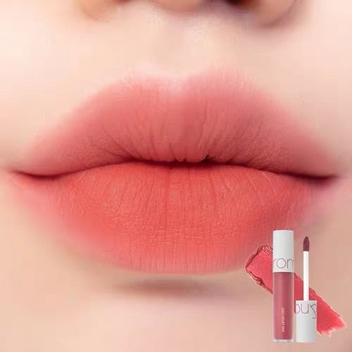 New Arrival Velvet Matte Lip Gloss Long-lasting and Waterproof Women Beauty Lip Makeup Cosmetic Silky Smooth Texture Brightening - My Little Decors.com